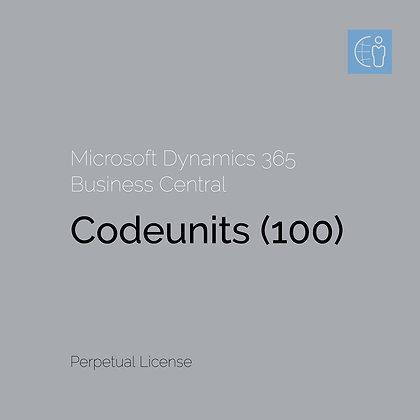 Dyn365 BC Програмски единици