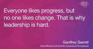 Geoffrey Garret, Wharton School of the University of Pennsylvania