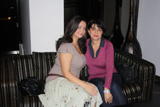 Dragana Ristovska and Mimoza Gligorova