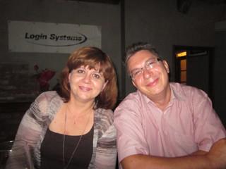 Tatjana Boshevska and Ljubomir Nikolov