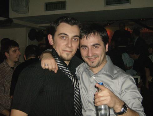 Darko Naumoski and Bojan Perevski