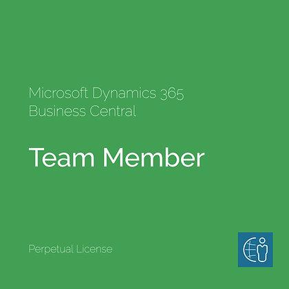 Dyn365 BC Team Member