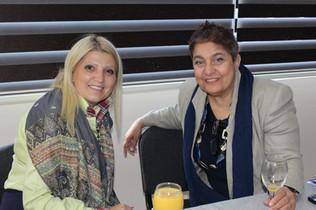 Виолета Ангелковска и Лусија Бошку