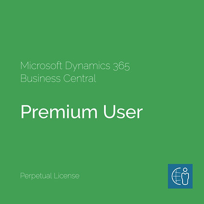 Dyn365 BC Premium User