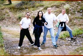Тим билдинг Галичник 1999