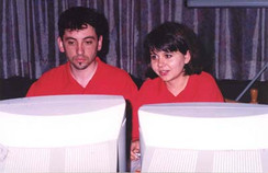 Сашо Мицков и Татјана Бошевска