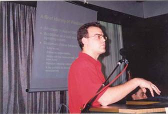 Прво претставување на Windows 98 со македонска поддршка
