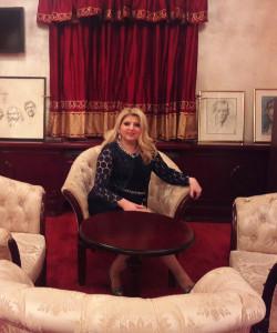 Виолета Анѓелковска, независен бизнис консултант