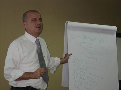 Предавање за жени-претприемачи во Албанија