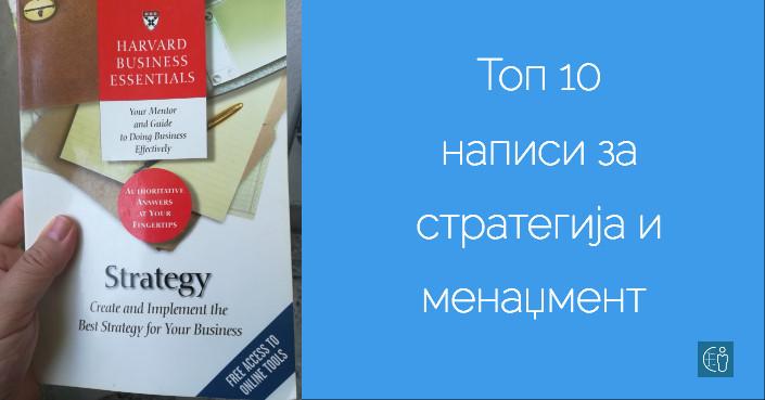 Топ 10 најчитани написи за стратегија и менаџмент на форумот на Логин Системи