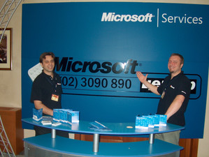 Microsoft Call Center Login Systems