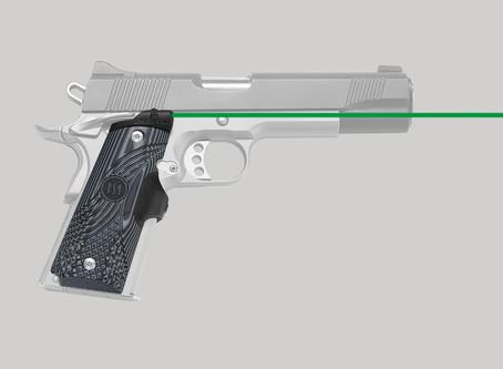 Equipment: Crimson Trace Lasers