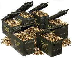 Ammo Stockpiling