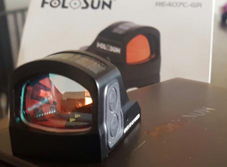 Equipment: Holosun 407C-V2