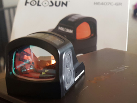 Equipment: Holosun 407C-V2