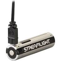Equipment: Streamlight 18650 batteries