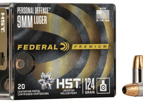 Equipment: Federal HST Ammunition