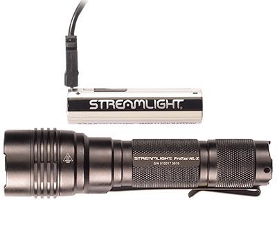 Equipment: Streamlight Protac HL-X