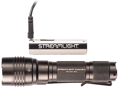 Equipment: Streamlight Protac HL-X