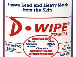 Equipment: D-Lead D-Wipes