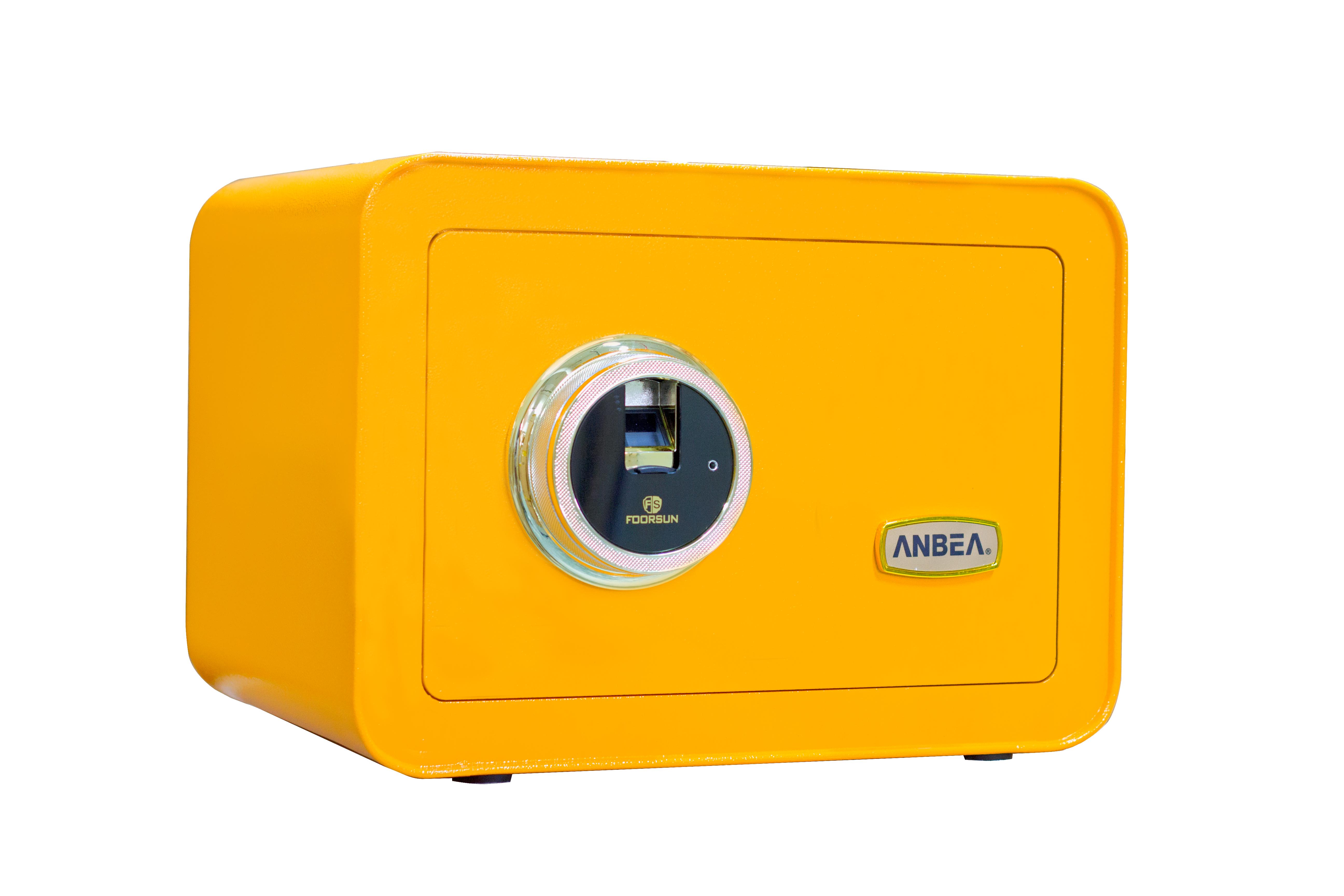 YK-8606時尚指紋保險箱