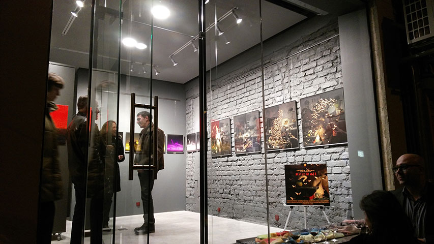 a cube gallery