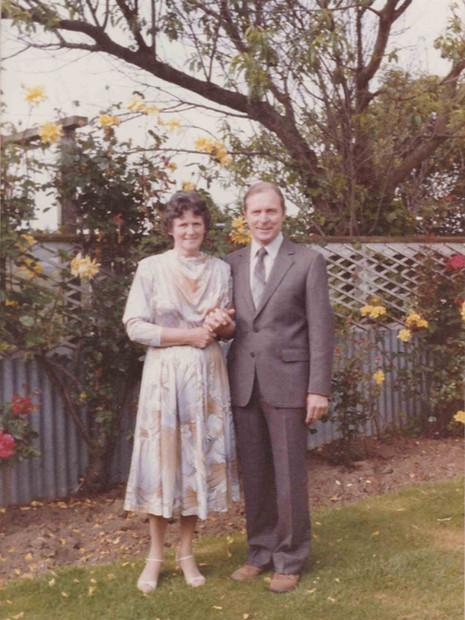 Rev. & Mrs. W A Davies