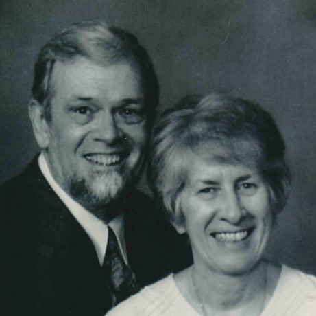 Rev. & Mrs. T E Tyson
