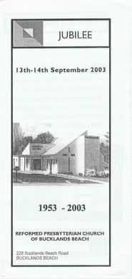 jubilee pamphlet 2003.jpg