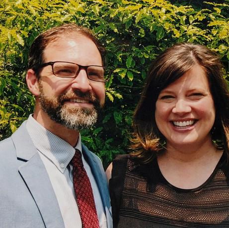 Pastor Ryan & Jenni Sparks