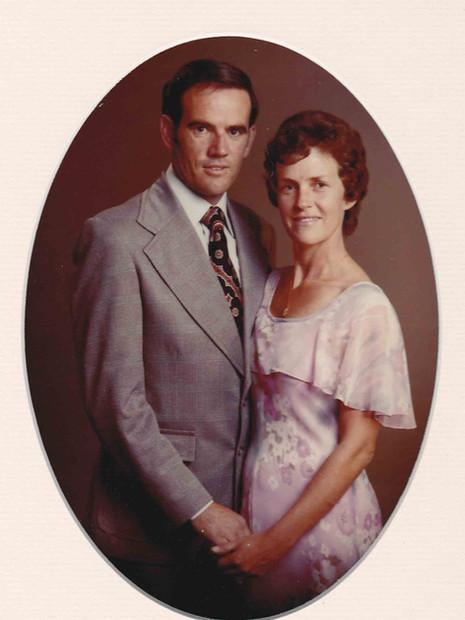 Rev. & Mrs. K J Campbell
