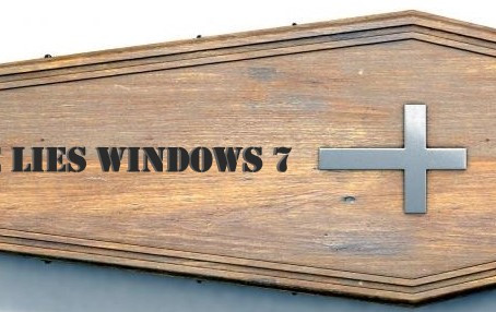 The Funeral for Windows 7