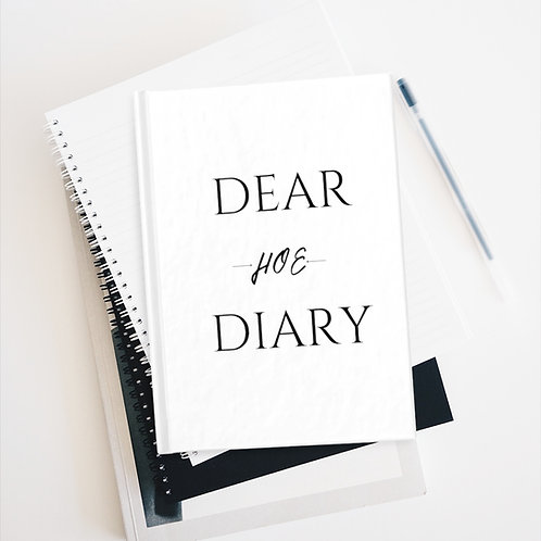 Hoe and Tell Journal