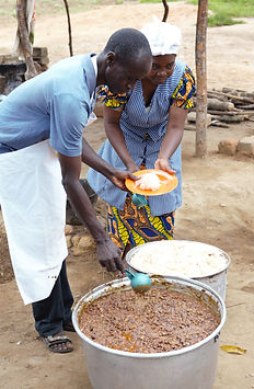 Micronutrient Fortified Food Aid Pilots