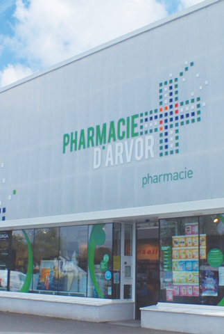 Pharmacie D'Arvor