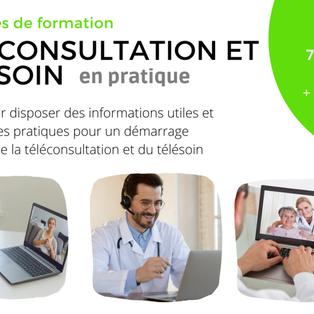 FORMATION Téléconsultation & Télésoin