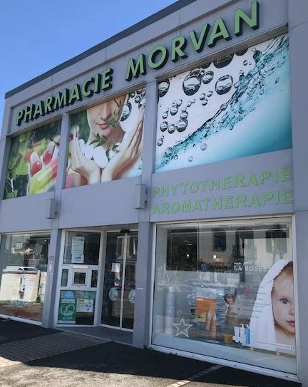 Pharmacie Morvan