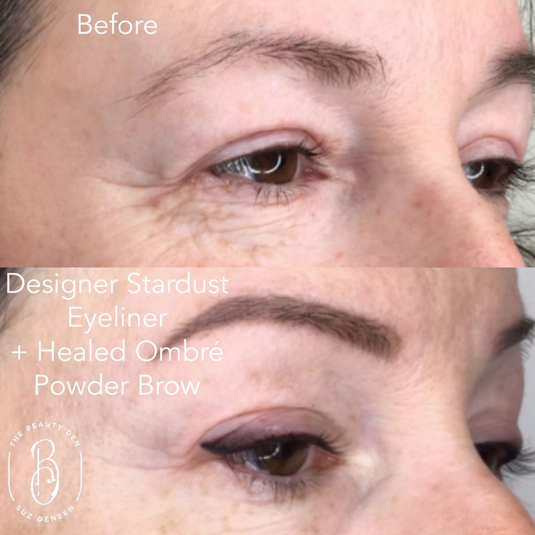 PMU Eyeliner + Brows by Suz DeNeen 2019