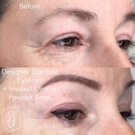 PMU Eyeliner + Brows by Suz DeNeen 2019