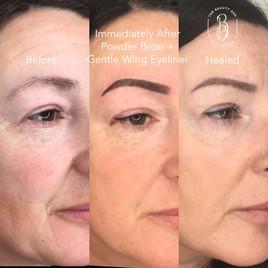 PMU Eyeliner + Brows by Suz DeNeen 2018
