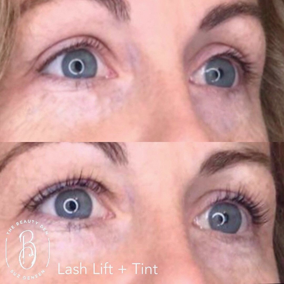 Yumi Lash Lift Tint by SUZ DENEEN 2018no