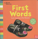 British Museum Nosy Crow First Words cop
