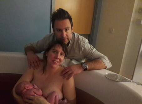 Amanda and Leo's Birth Story