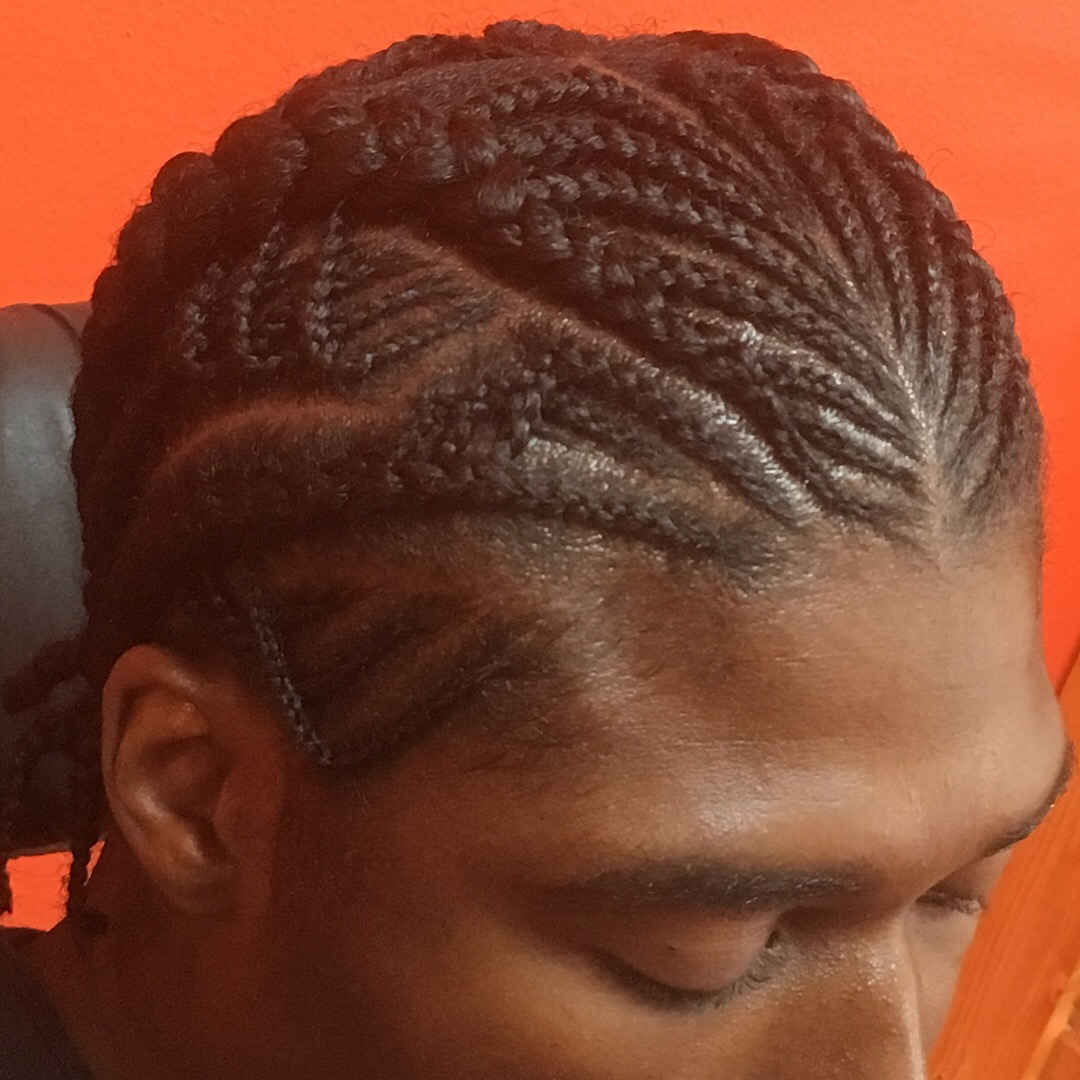 Cornrow Styles For Men