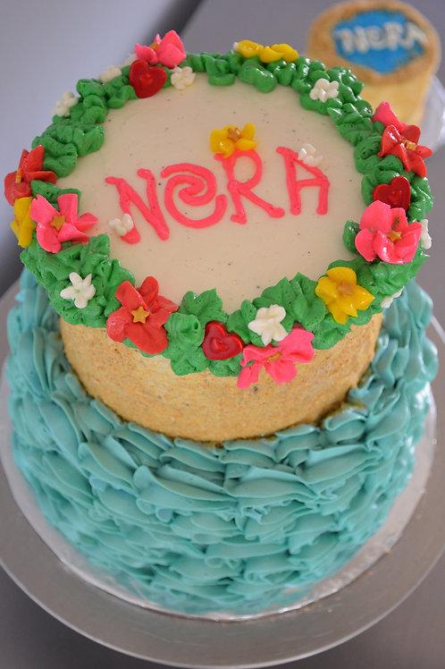 2-Tiered Dream Cake