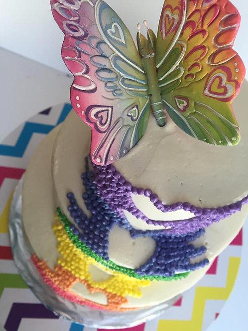 3-Tiered Dream Cake