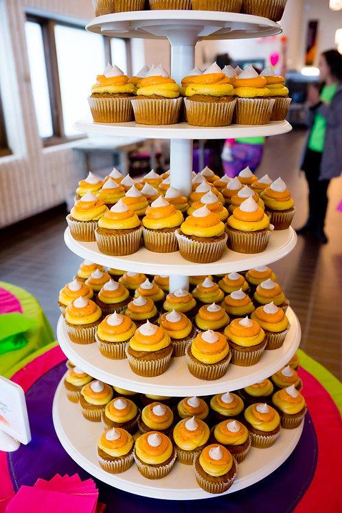 A Dozen Party Cupcakes