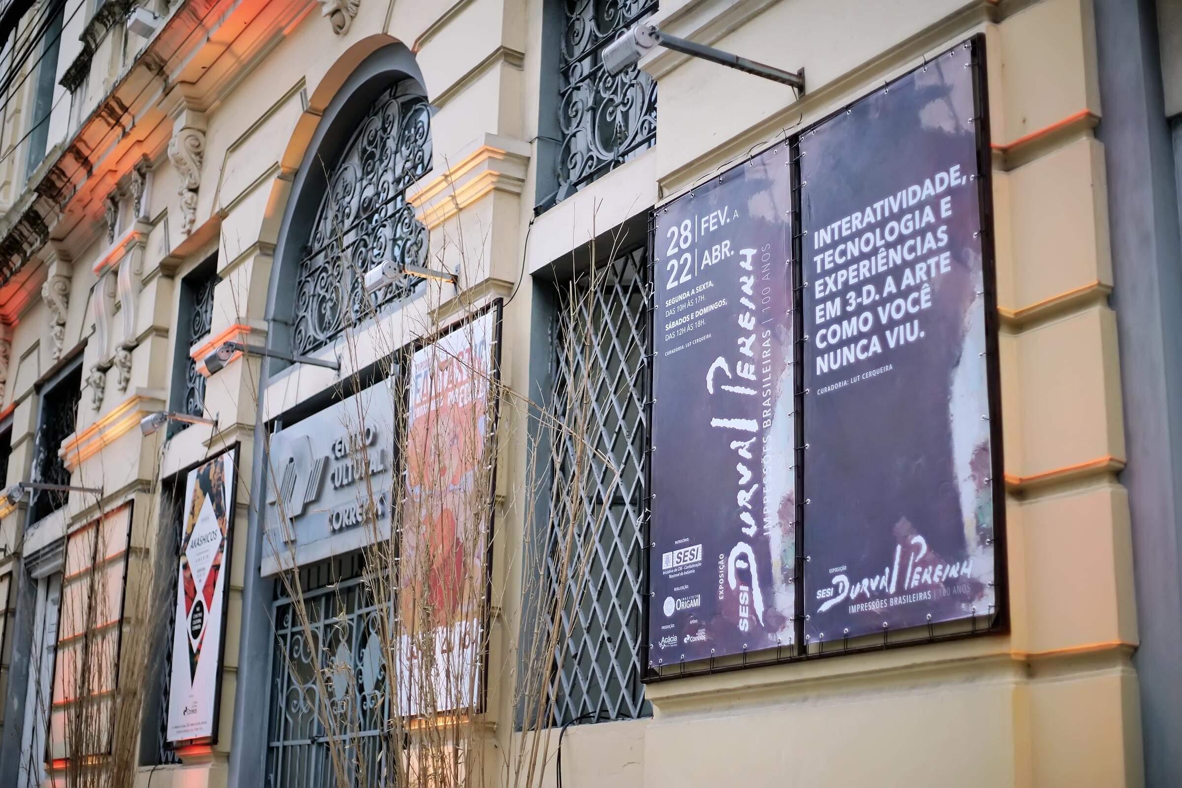 Exposição Durval Pereira