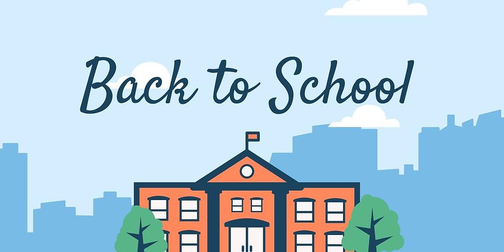 MOMnation Market - Back to School