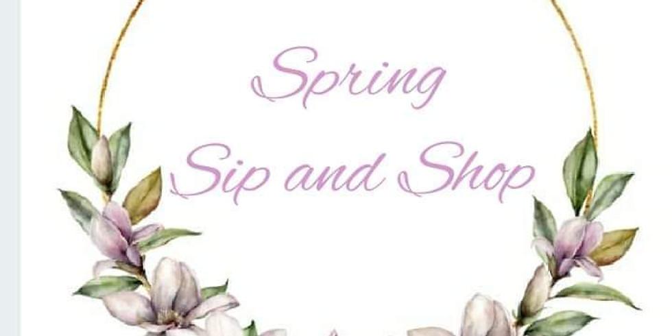 Sip and Shop Locally